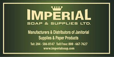 Imperial Soap Banner