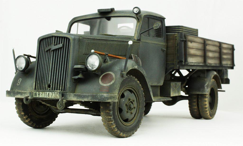 Tamiya Opel Blitz