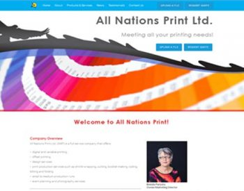 All Nations' Print