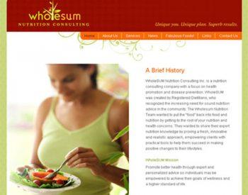 Wholesum Nutrition